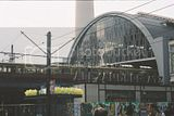 Alexanderplatz Station in the heart of East-Berlin Alexanderplatz was considered to be a showcase of communist architecture The square will be getting a complete re-fit in the years to come
